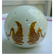 Porcelaine De Paris Pomander Ball