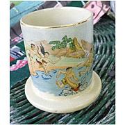 Risque Kane Wahine Honi Honi Tiki Mug Trader Vic's Vintage 1963