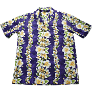 Royal Creations Hawaiian Aloha Surfer Shirt L