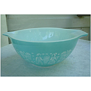 Pyrex Amish Farmer Butterprint Cinderella 1 ½ Qt Mixing Bowl 442