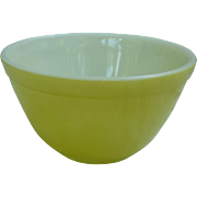 Pyrex Verde Beaded Edge Nested Mixing Bowl 401 1 ½ Pt