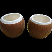 Pair Trader Vic's Coconut Mugs