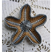 Wade Ireland Pottery Starfish Pin Trinket Dish