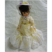 Daisy 1110 Madame Alexander Portrettes Doll Vintage 1980's