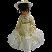 Daisy 1110 Madame Alexander Portrettes Doll Vintage 1980's