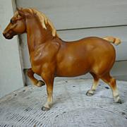 Vintage Matte Sorrel Belgian Breyer Horse #94