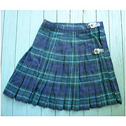 The Scotch House Plaid Tartan Wool Kilt