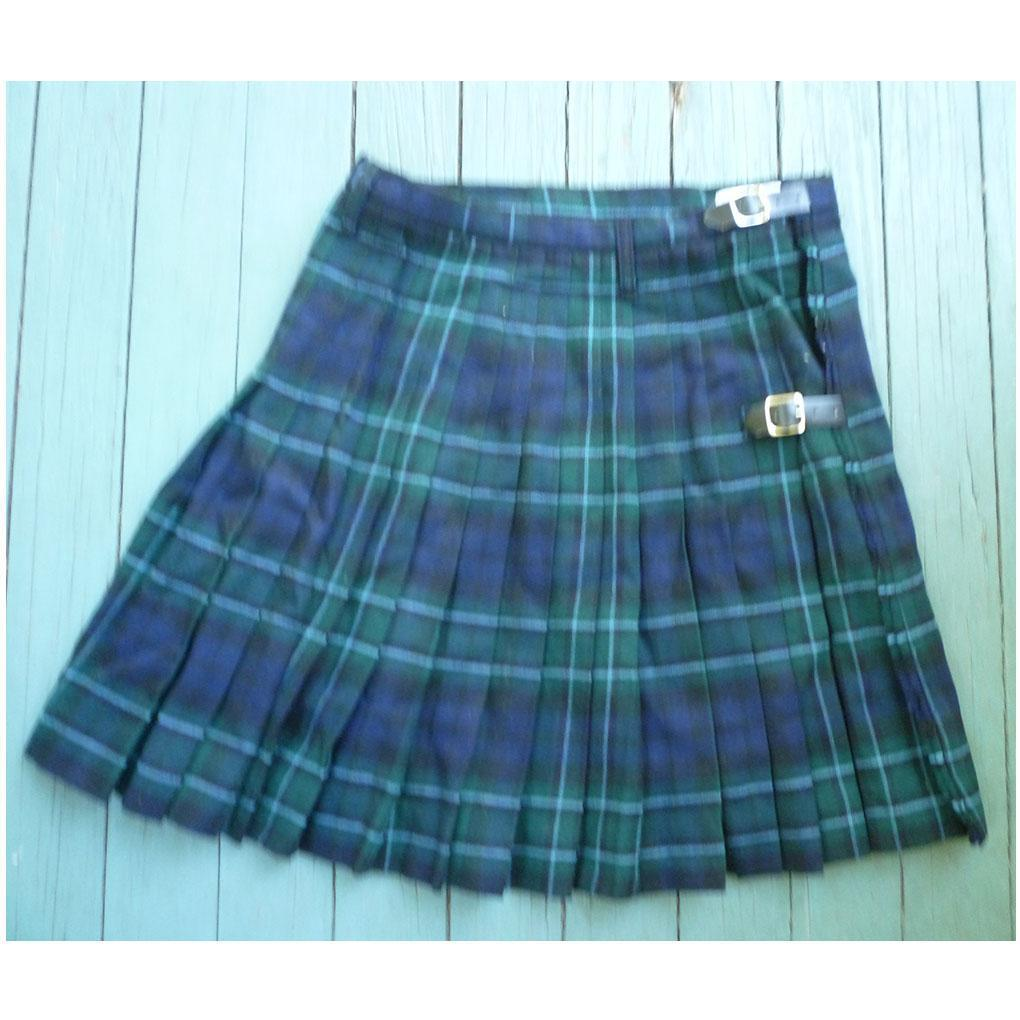 The Scotch House Plaid Tartan Wool Kilt