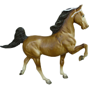 Commander Five Gaited American Saddlebred  Model No 52 Breyer Horse