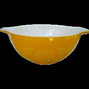 Daisy Sunflower 442 Cinderella Mixing Bowl 1 ½ Qt