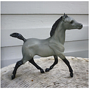 Vintage Bluegrass Running Foal Breyer  Horse Mold # 130