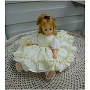 Vintage 1980s Madame Alexander Doll Amy Little Women