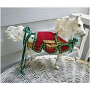 Joy And Peace Breyer #700109 Nutcracker Prince Holiday Horse 2009