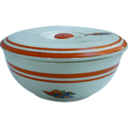 Pottery Guild Bake Oven Casserole with Lid