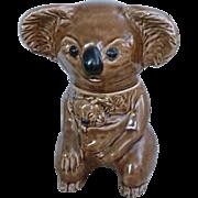 McCoy Koala Bear with Baby Cookie Jar 216