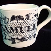Named Child's Mug ~ SAMUEL ~ Florist 1830