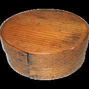 c. 1800's Pantry Box Natural Finish