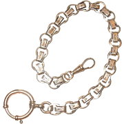 "Watch Fob Chain 8 1/2"""