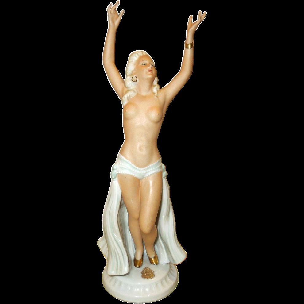 Deco Nudes Fingering 58