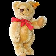 """7"""" Steiff Mohair Teddy Bear"""