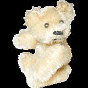 "2 3/4"" Schuco Blond Teddy Bear"