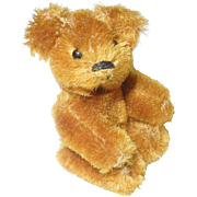 "2 3/4"" Schuco Cinnamon Teddy Bear"