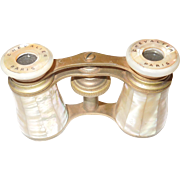 Vintage Chevalier Paris Opera Glasses