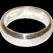 Vintage Sterling Silver Bracelet/Bangle