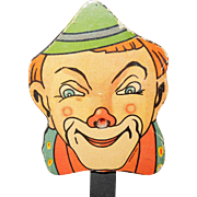 1920's German Halloween Noisemaker/Squeaker