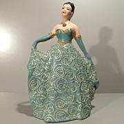 El Nida California Ceramics - Dancing Woman Figurine
