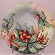 19th Century Hand-Painted Bowl