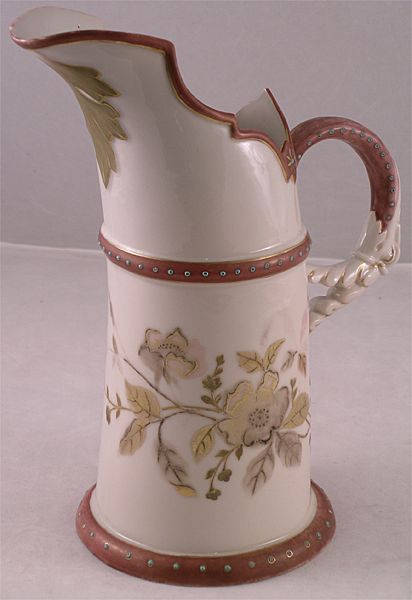 Royal Rudolstadt Ewer