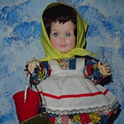 'Day by Day' Saturday Effanbee Doll 1980-1983