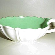 Anchor Hocking Mint Color Creamer *1938-1940