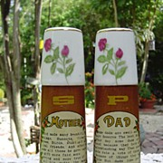 Unique Shakers from Florida for MOM and DAD