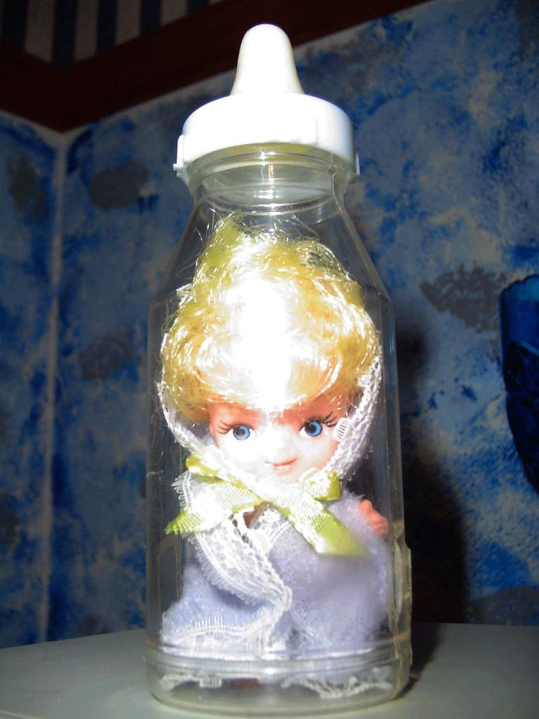 1960s Bottle Blonde Baby by Remco