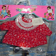 "Vintage 'Premier' 11""-12"" Baby & Toddler Outfit"