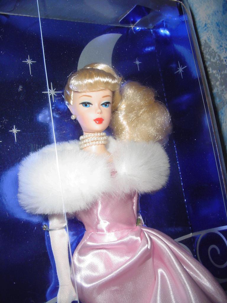 NRFB Enchanted Evening Barbie - Mint!