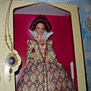 1994 Elizabethan Queen Barbie *NRFB