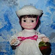 1966 Effanbee Half  Pint Doll