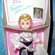 Madame Alexander  Blond Ice Skating Boy *MINT