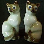 Twin Siamese Cat  Shakers