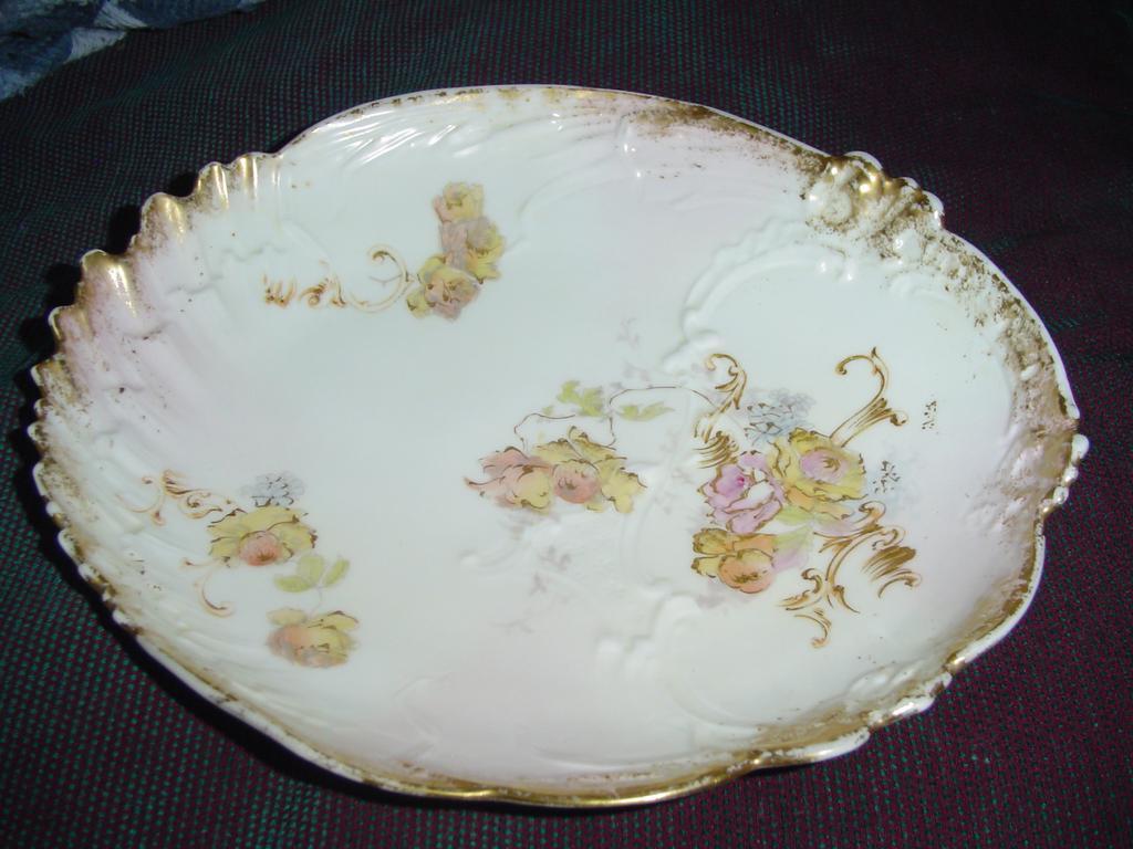 J.C. Flower  Deep Platter
