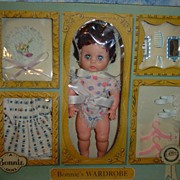 BONNIE'S Wardrobe  (Layette) by Allied Eastern Co. MIB