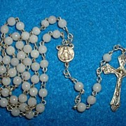 1950 Round Beads Catholic Rosary