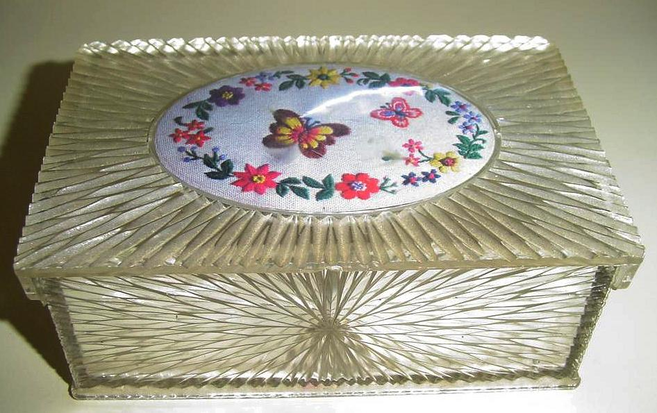 Vintage Jewelry  Anything Box