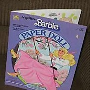 1983 Angel Face Barbie Paper Dolls *MINT!