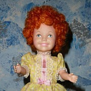 1982 Knickerbocker ANNIE Doll