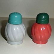Medco Set of Personal  Salt and/or  Pepper Shakers