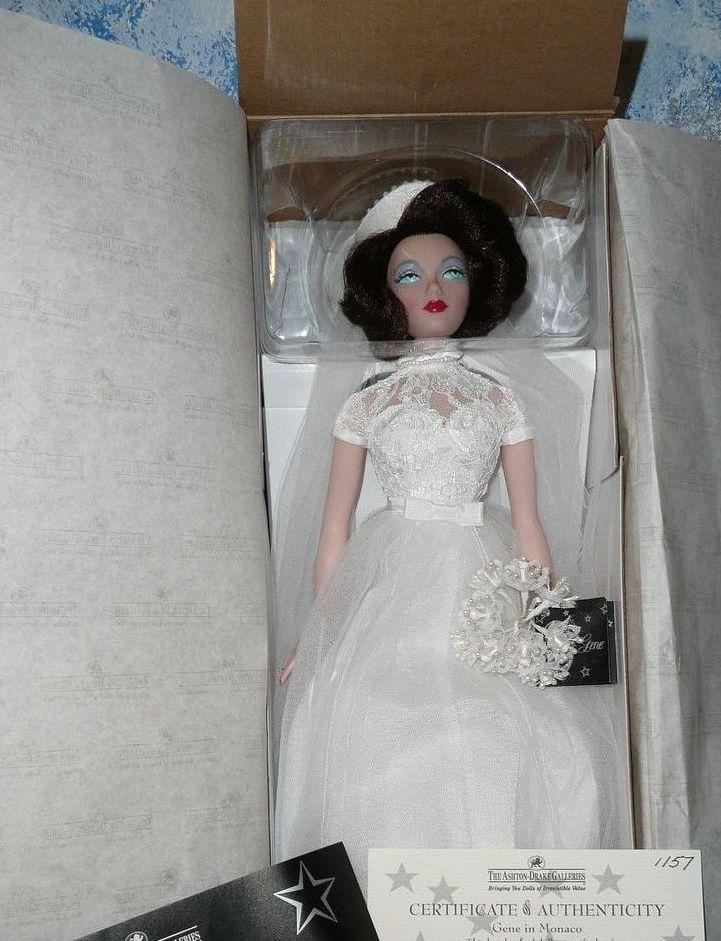 1995 Mel Odom Gene Marshall Doll 'Gene in Monaco' *MINT!